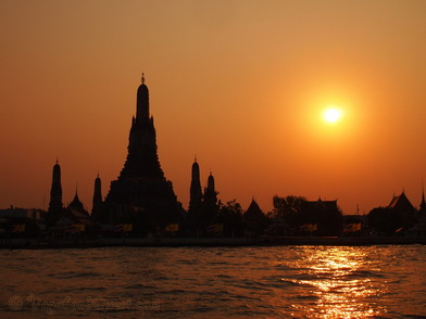 Bangkok Sunset Cruise